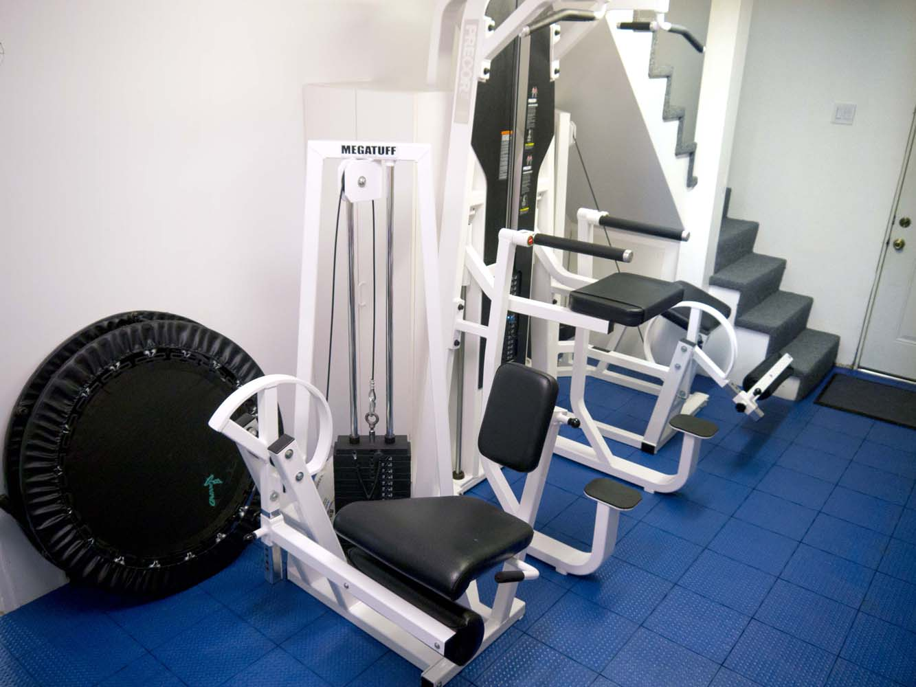 Gym - Machines Area